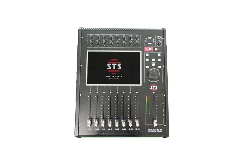 Consola de sonido STS MixLive 16.8