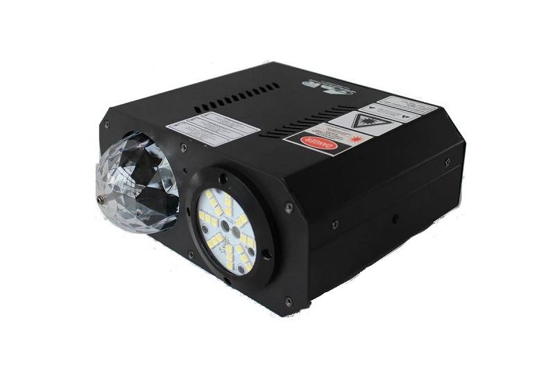 Efecto GBR Intimida LED