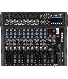 Consola potenciada Proco PX 12