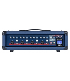 Consola Potenciada Phonic Power 415 RW