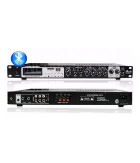 Amplificador para música funcional GBR Power 6000 MP3