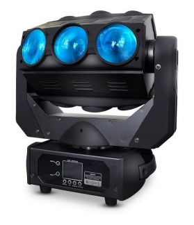 Cabezal móvil Crazybeam-x910 E-Lighting