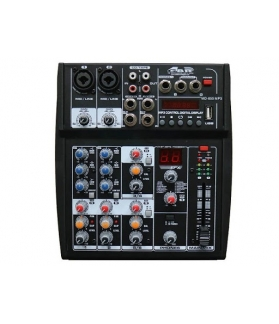 Consola de sonido GBR MD 655 USB