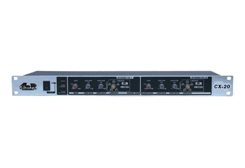 Crossover GBR CX20