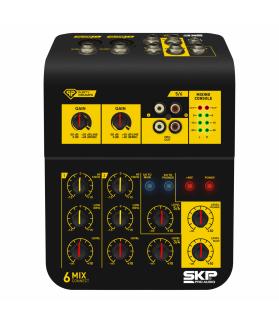 Consola de sonido SKP Mixconect 6