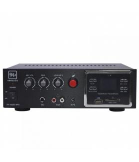 Amplificador de potencia para instalaciones VMR Audio Store 6