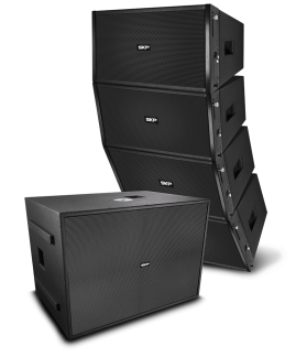 Sistema Line Array SKP VLS