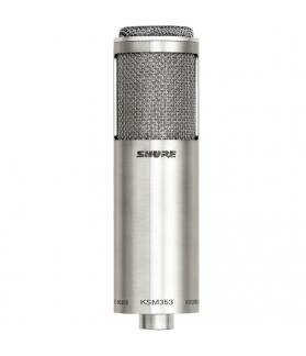 Micrófono condenser a cinta Roswellite Shure KSM 353