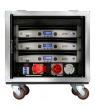 Rack de potencias Crown T12000 HD