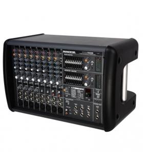 Consola mixer potenciado Mackie PPM 1008