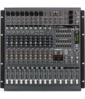 Consola mixer potenciado Mackie PPM 1012