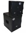 Combo Line Array GBR Platinum Pro 1000 + 1800