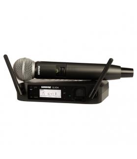 Micrófono inalámbrico Shure GLXD24AR/SM58Z2