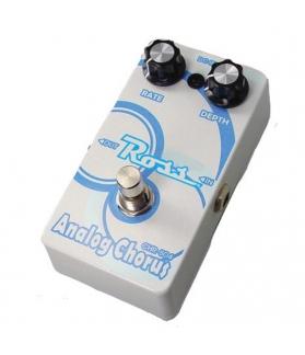 Pedal de efectos para guitarra Chorus análogo Ross