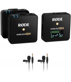 Sistema de micrófono inalámbrico de doble canal RODE GO ll