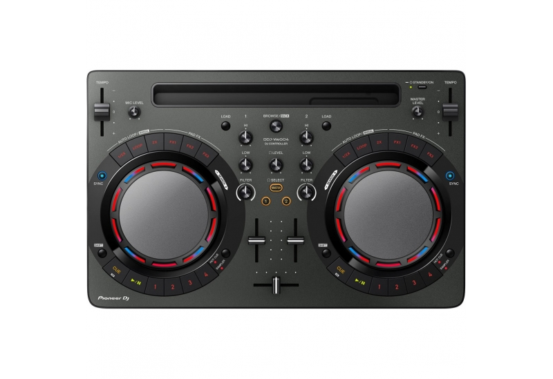 Controlador para DJ Pioneer DDJ-Wego4-K