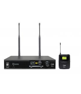 Micrófono inalámbrico UHF para instrumentos E-Sound IM-01