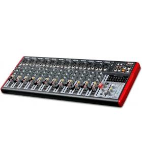 Consola de sonido Novik NVK 1602FX USB