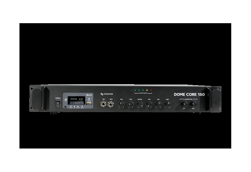 Amplificador digital Dome Core 180 de Tecshow