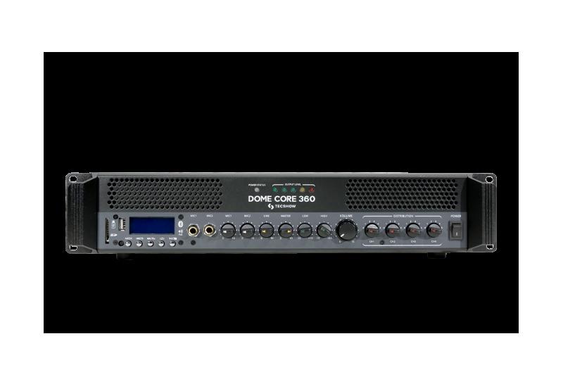 Amplificador Dome Core 360 de Tecshow