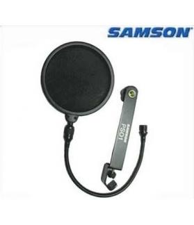 Pop Filtro para micrófono Samson  PS01